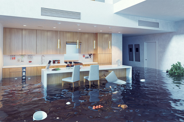 A flooded office that could have been prevented with Building Automation