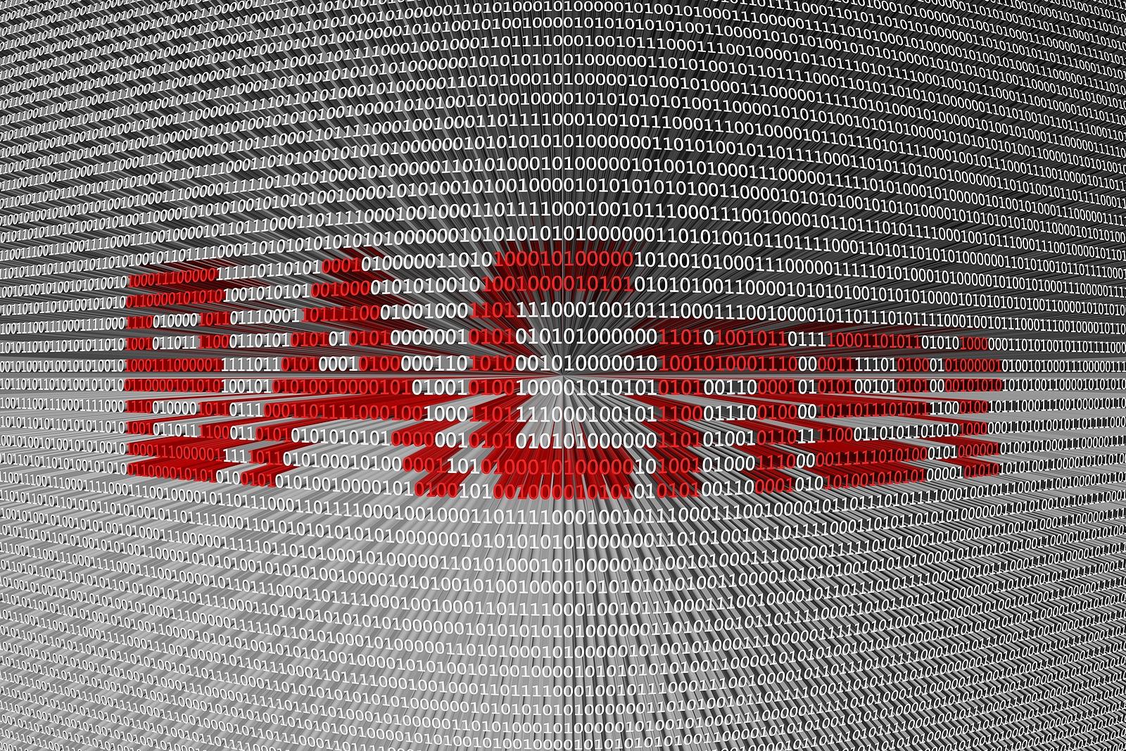 BACnet binary code representing an open BAS configuration