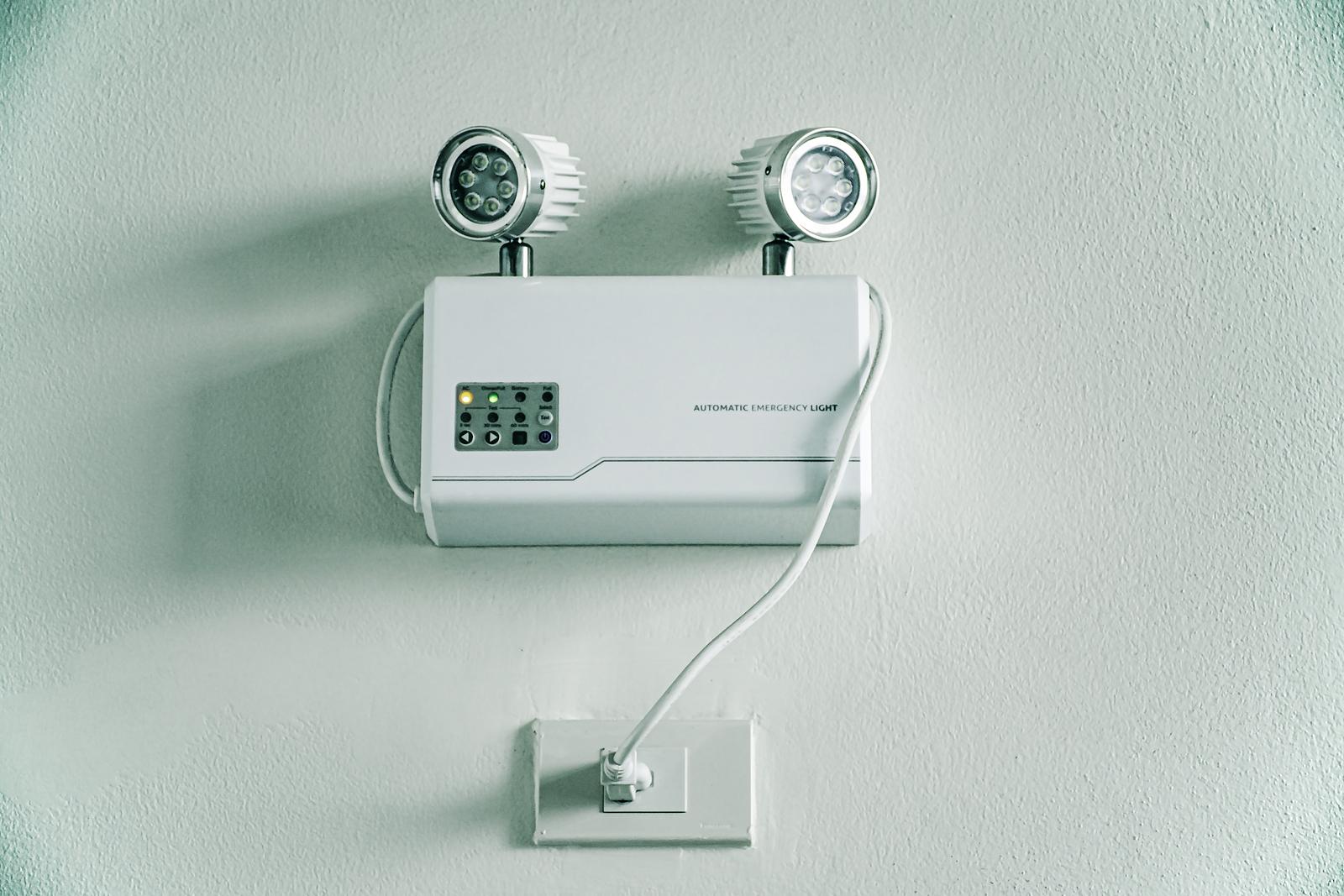 emergency lighting for office